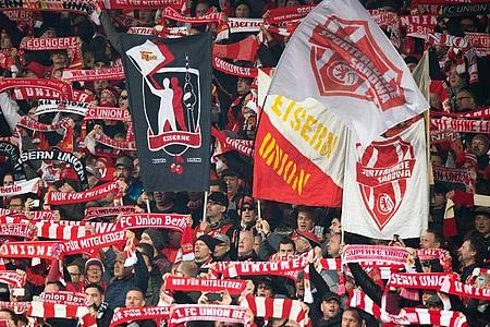 Union Berlin will zum Start der Bundesliga ein volles Stadion haben. Foto: Soeren Stache/dpa-Zentralbild/dpa
