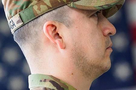 Sorgt für mächtig Ärger in der Koalition:Der Abzug von rund 12.000 US-Soldaten aus Deutschland. Foto: picture alliance / Nicolas Armer/dpa