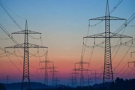 Im Zuge der Energiewende müssen noch Tausende Kilometer Leitungen neu gebaut oder umgebaut werden. Foto: Patrick Pleul/dpa-Zentralbild/dpa