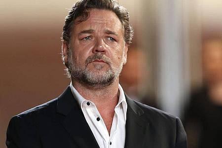 Russell Crowe soll die unterbrochene Kinosaison in den USA neu beleben. Foto: Ian Langsdon/EPA/dpa