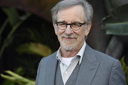 «Ich bin begeistert, Teil dieses Musicals und seines Wegs zum Broadway zu sein», sagt Spielberg. Foto: Chris Pizzello/Invision/AP/dpa