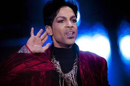 Musikgenie und Multitalent:Prince. Foto: Balazs Mohai/MTI/dpa