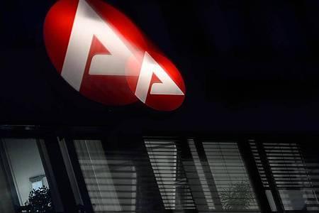Das Logo der Bundesagentur für Arbeit. Foto: Sebastian Gollnow/dpa