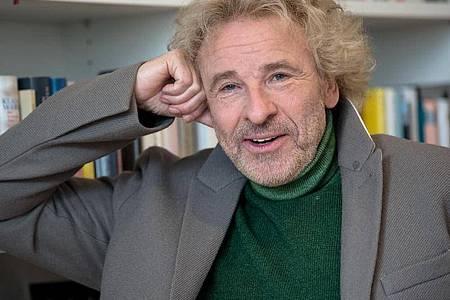 Thomas Gottschalk feiert seinen 70. Geburtstag live im ZDF. Foto: Sven Hoppe/dpa