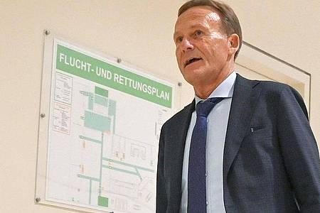 Steht nach seinen Aussagen zur Corona-Krise in der Kritik: Hans-Joachim Watzke, Geschäftsführer von Borussia Dortmund. Foto: Arne Dedert/dpa