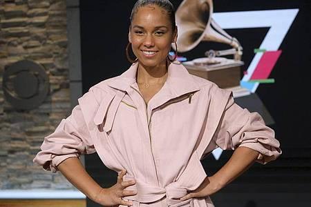 «Meine Mutter war alleinerziehend. Sie ist unglaublich», sagt Sängerin Alicia Keys. Foto: Charles Sykes/Invision/dpa