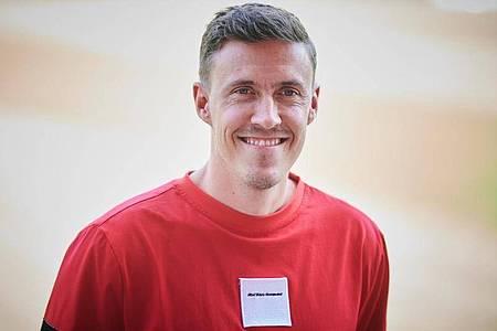 Max Kruse steht erstmals in der Startformation des 1. FC Union Berlin. Foto: Annette Riedl/dpa-Zentralbild/dpa
