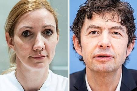 Der preisgekrönte NDR-Podcast «Coronavirus-Update» mit ChristianDrosten kommt aus der Sommerpause zurück. Die Virologin Sandra Ciesek wird ein regelmäßiger Gesprächsgast des Podcasts sein. Foto: -/dpa