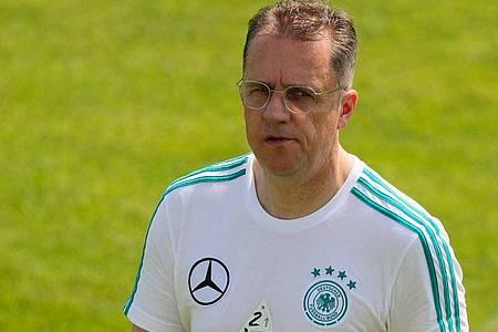 Tim Meyer ist der Teamarzt der deutschen Fußball-Nationalmannschaft. Foto: Christian Charisius/dpa