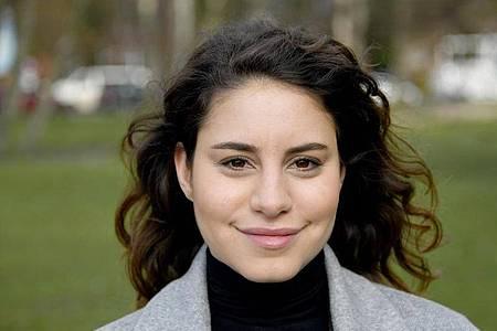Almila Bagriacik ist im «Tatort» in der Rolle der Ermittlerin Mila Sahin zu sehen. Foto: Carsten Rehder/dpa