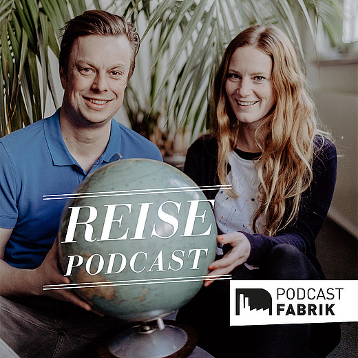 Reisepodcast Cover