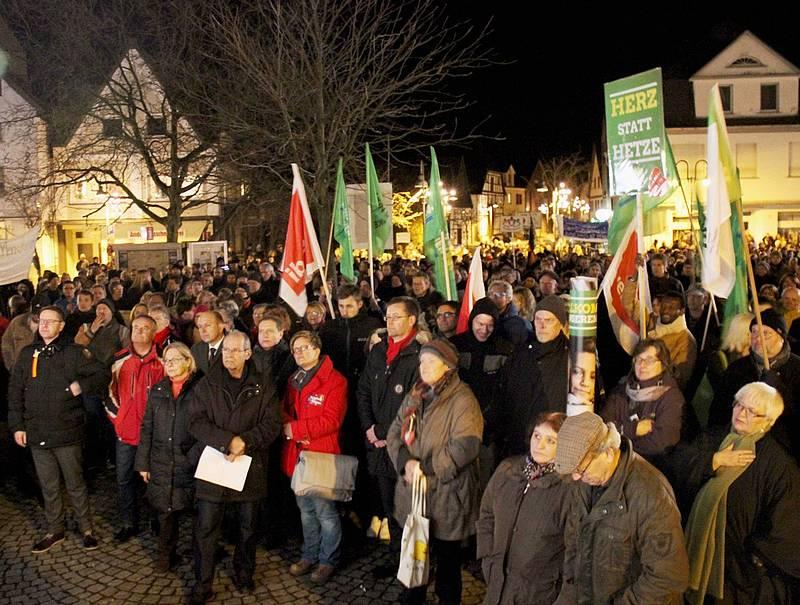 Demo Paderborn Heute