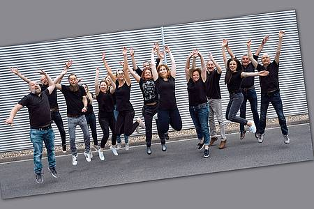 Radio Hochstift Team freut sich über die Quoten