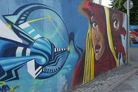 Graffiti in Paderborn