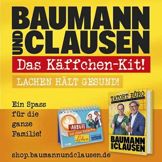 Baumann und Clausen - Käffchen-Kit