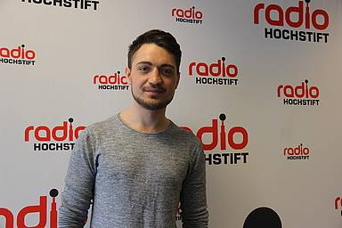 Andreas Steiger zu Gast bei Radio Hochstift