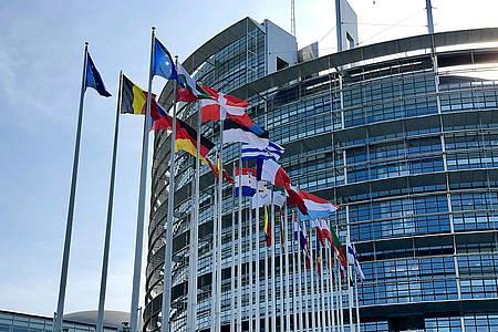 EU Parlament in Strassburg
