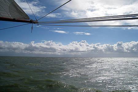 Aussicht Meer