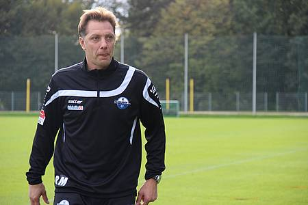 SCP-Trainer Rene Müller