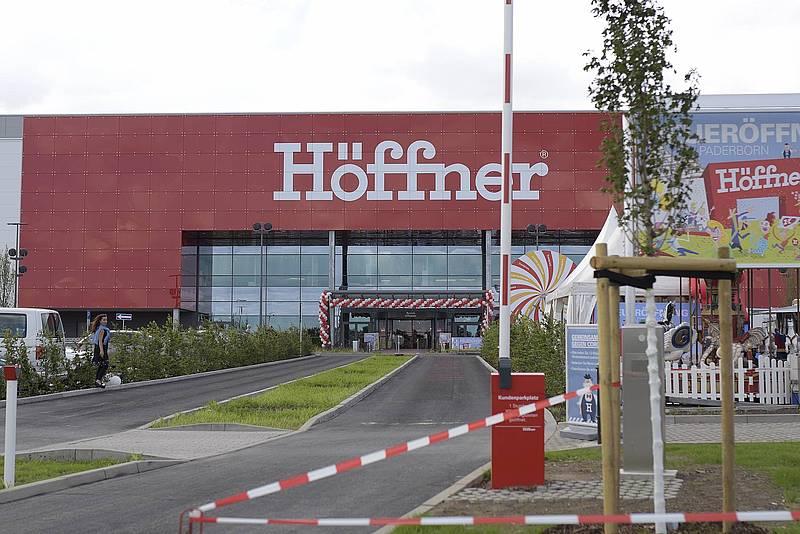 Mobelhaus Hoffner Eroffnet In Paderborn Radio Hochstift