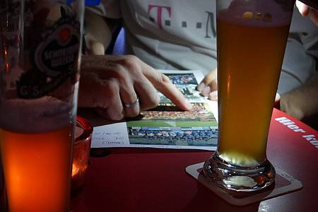 Bundesliga-Kneipenquiz