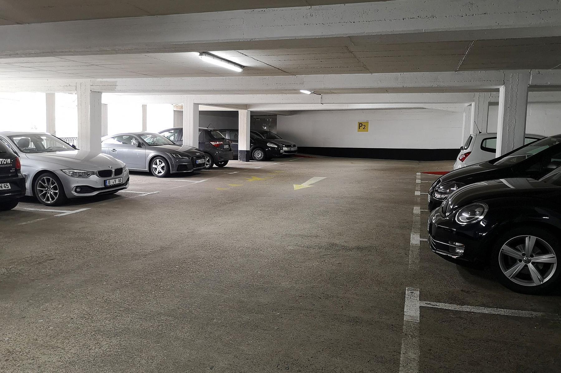 Parkplätze in Paderborn und Höxter