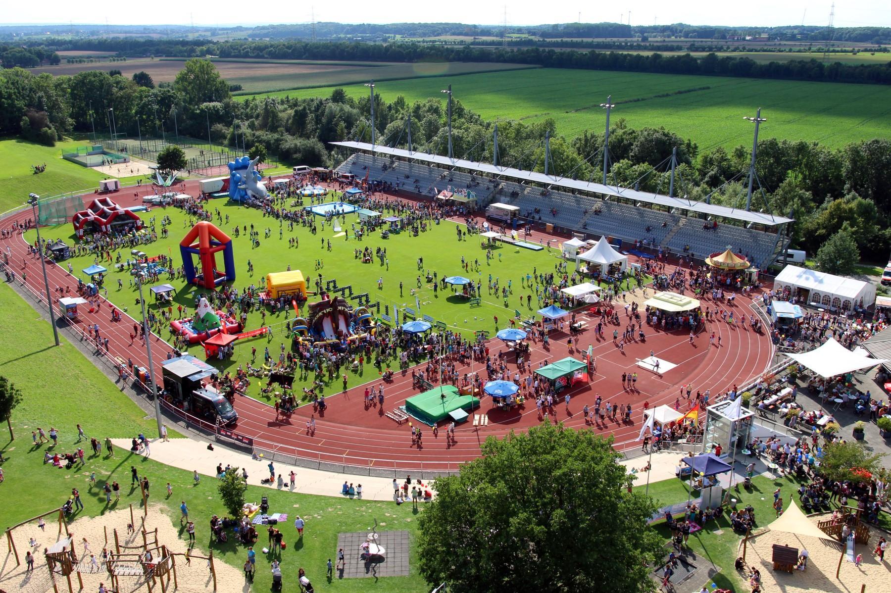 Radio Hochstift Ferienfinale beim Ahorn Sport Park