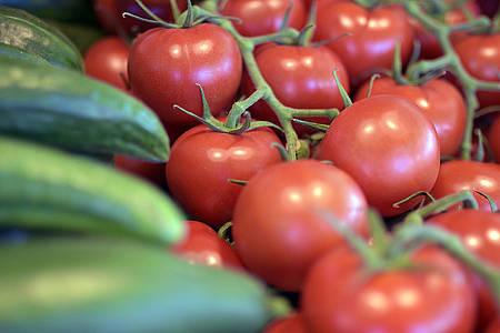 Wochenmarkt Gemüse