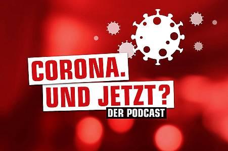 Corona. Und jetzt? Podcast Motiv
