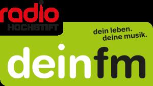 Radio Hochstift deinfm Logo